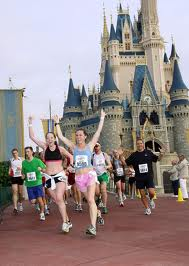 princesses running